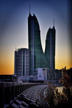bahrain skyscrapers
