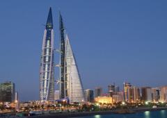 Cityscape Manama Bahrain