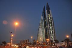 Bahrain World Trade Center in Manama Layover Guide
