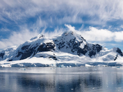 Ultima Thule Paradise Bay a stunning historic harbour in Antarctica