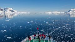 Quest for the Antarctic Circle in Antarctica Antarctica