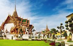 Grand Palace Bangkok Computer Wallpapers Desktop Backgrounds