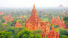 Old Asian Temples Burma wallpapers