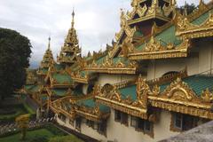 Shwedagon Pagoda HD Wallpapers