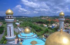 Brunei Darussalam Travel Pictures Bandar Seri Begawan Kampung
