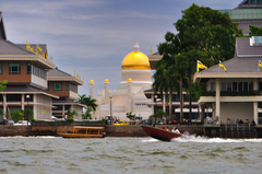brunei palaces and houses