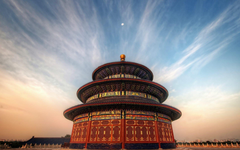 Temple Of Heaven Beijing China Wallpapers HD