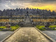 Best Borobudur Temple Photos Worlds Largest Buddhist Temple 20