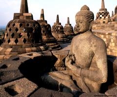Borobudur Temple Hd Wallpapers For Dekstop