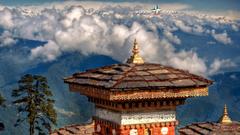 Wallpapers with Dochula Pass Bhutan