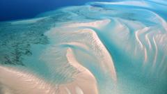 Bazaruto Archipelago Mozambique islands where horses play in surf