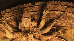 Wallpapers india statue idol goddess durga calcutta kolkata