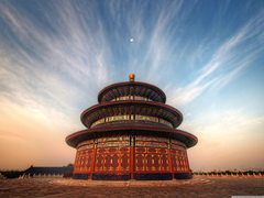 The Temple Of Heaven China HD desktop wallpapers High Definition