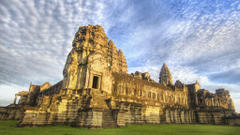 Angkor Wat in Cambodia widescreen wallpapers