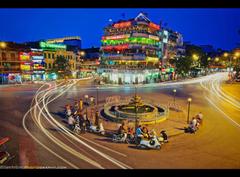 Hanoi the antique dynamic capital of Vietnam