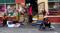 Wallpapers life street door lumix sitting market candid side
