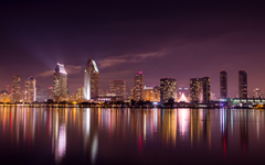San Diego Skyline Wallpapers