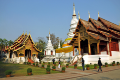Wat Phra Singh Temple Wallpapers Travel HD Wallpapers