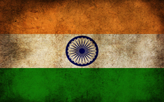 Dirty India Flag Exclusive HD Wallpapers