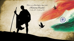 Mahatma Ghandi Indian HD Wallpapers