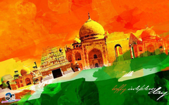 Indian Independence Greetings Wallpapers INDIAN CINEMA