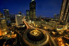 Jakarta Jakarta HD Wallpapers for SHzonGyue Pack