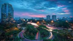 Jakarta Wallpapers