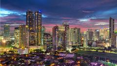 Jakarta City Evening Wallpapers