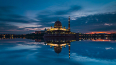 Religious Jakarta Mosque East Asia Malaysia Wallpapers Wide for HD