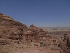Miss Laurence of Arabia Petra and Jordan Lauren Baillie
