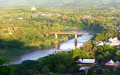 Luang Prabang Landscape Laos Wallpapers