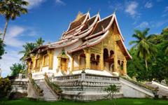 Luang Prabang Laos Landscape