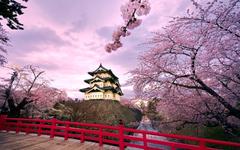 Hirosaki Castle Japan Wallpapers