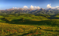Kyrgyzstan Wallpapers Widescreen Image Photos Pictures