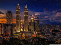 Kuala Lumpur Malaysia 4K HD Desktop Wallpapers for 4K Ultra HD