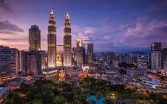 Daily Wallpaper Petronas Towers Malaysia