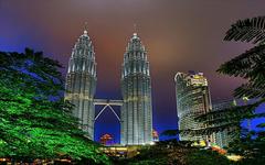 Petronas Towers Kuala Lumpur Wallpapers
