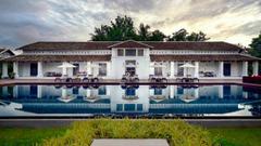 Luxury hotel LUANG PRABANG Sofitel Luang Prabang