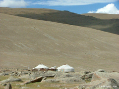 Living in a Ger Mongolia Wallpapers