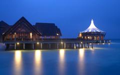 Noche Malé fondos de pantalla