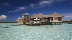 Wallpapers Gili Lankanfushi 5k 4k wallpaper Maldives Best Hotels
