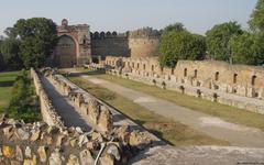 New Delhi Historical Ruins Beautiful Indian City India Hd Desktop