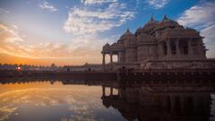 Photo Galleries Swaminarayan Akshardham New Delhi