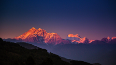 Himalaya mountain peaks in Nepal wallpapers and image