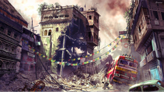 Uncharted 2 Drake In Nepal Wallpapers