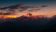 Himalaya Nepal 4K UltraHD Wallpapers