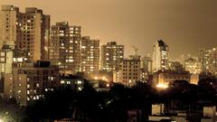 Night city Mumbai wallpapers and image