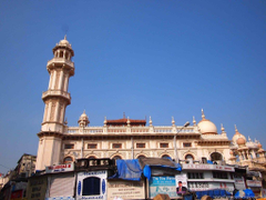 Jama Masjid In Mumbai Wallpapers And Image Wallpapers Pictures