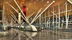 Kuala Lumpur International Airport Malaysia HD desktop wallpapers