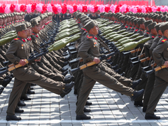 Damage North Korea could do if it went to war